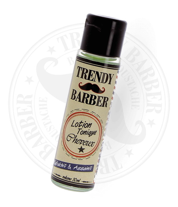 lotion tonique cheveux Trendy Barber