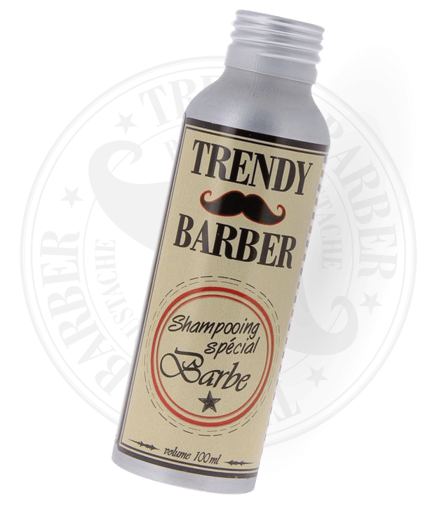shampooing spécial barbe Trendy Barber
